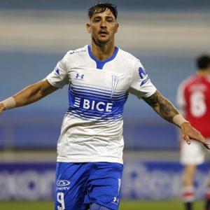 Los goles del triunfo de la Franja sobre Nacional por Copa Libertadores