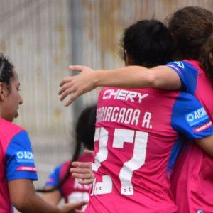 La Franja Femenina sumó su segundo triunfo en el Campeonato 2021