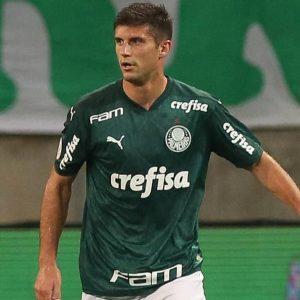 La Franja enfrentará en octavos de Libertadores al Palmeiras de Kuscevic