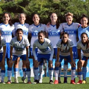 Golearon las Cruzadas: la Franja venció de local por 5 a 0 a Temuco