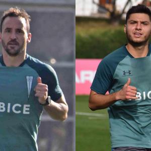 Con dos retornos arrancó la preparación del equipo de cara a la Copa Chile